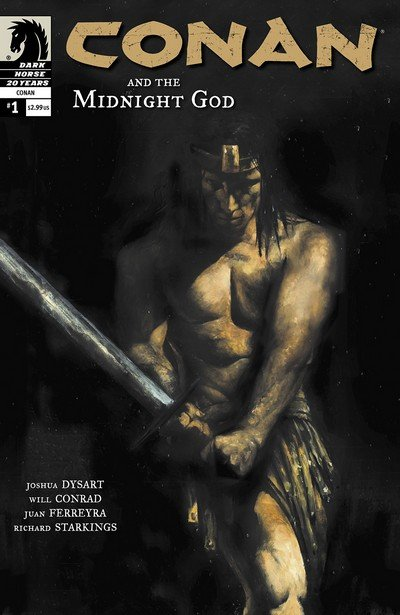 Conan and the Midnight God #1 – 5 (2006-2007)