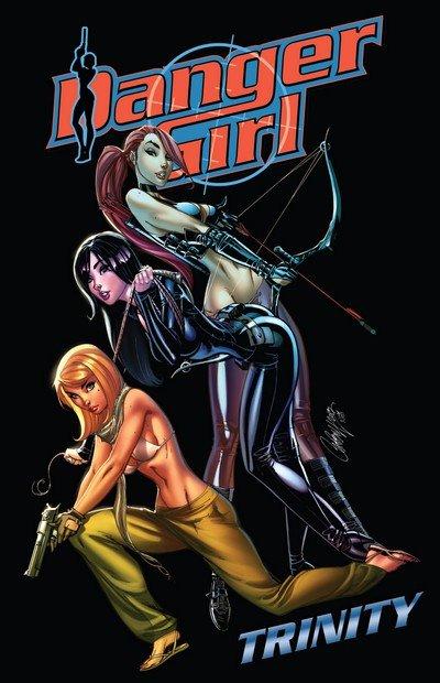 Danger Girl – Trinity (TPB) (2013)