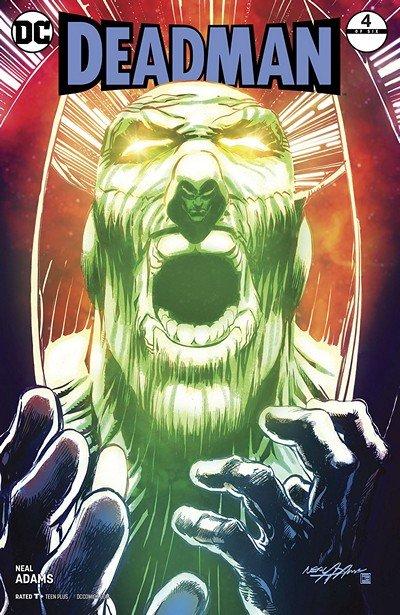 Deadman #4 (2018)