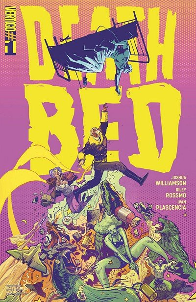 Deathbed #1 (2018)