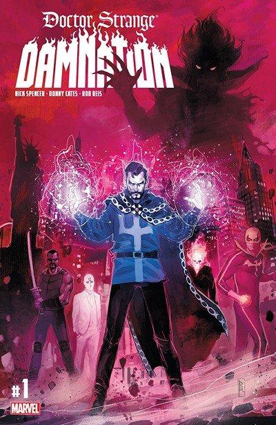Doctor Strange – Damnation #1 (2018)