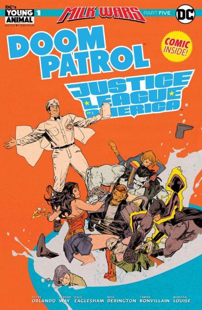 Doom Patrol – JLA Special #1 (2018)