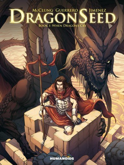 Dragonseed #1 – 3 (2018)