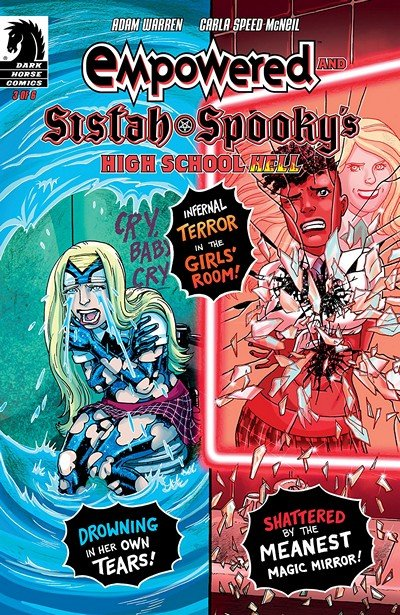 Empowered And Sistah Spooky's High School Hell #3 (2018)