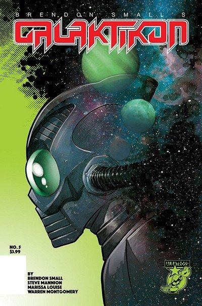 Galaktikon #5 (2018)