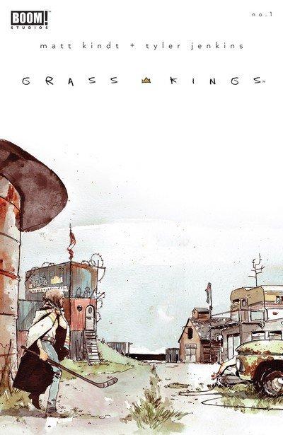 Grass Kings #1 – 15 (2017-2018)