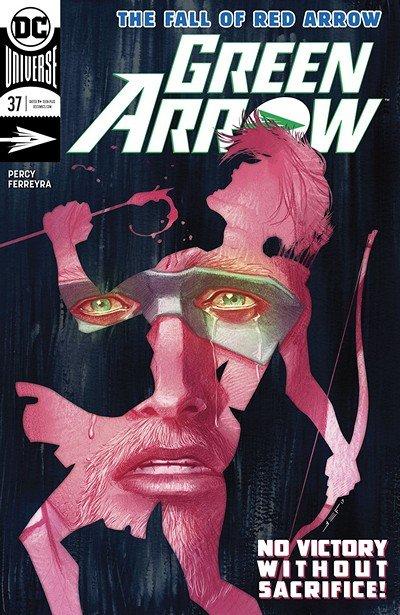 Green Arrow #37 (2018)