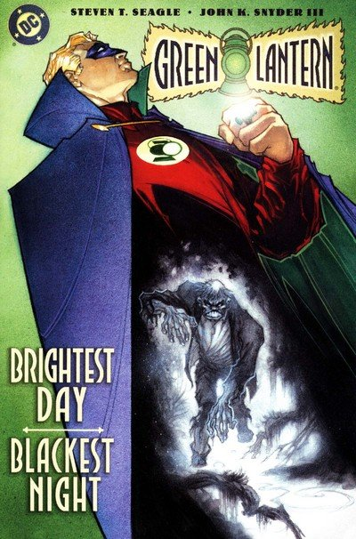 Green Lantern – Brightest Day, Blackest Night (2002)