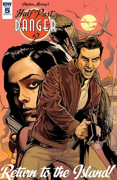 Half Past Danger II – Dead To Reichs #5 (2018)