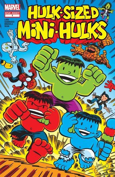 Hulk-Sized Mini-Hulks (2011)