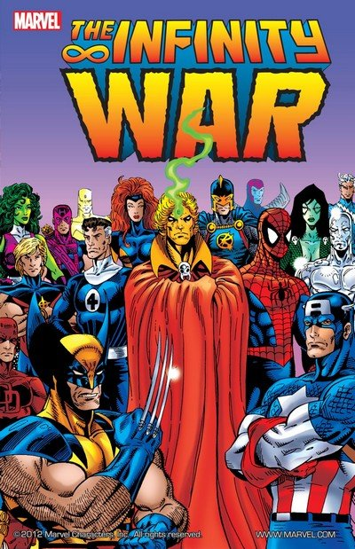 Infinity War – Collected Edition (TPB) (2006)