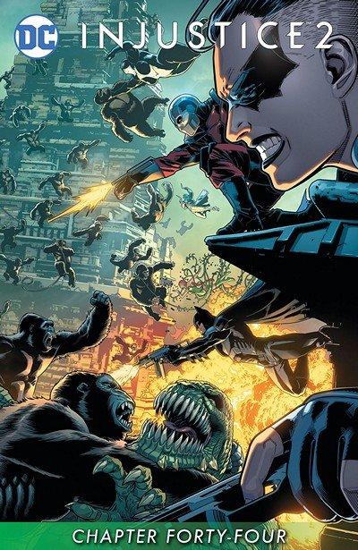 Injustice 2 #44 (2018)