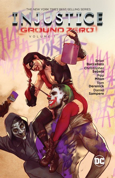 Injustice – Ground Zero Vol. 1 – 2 (TPB) (2017)