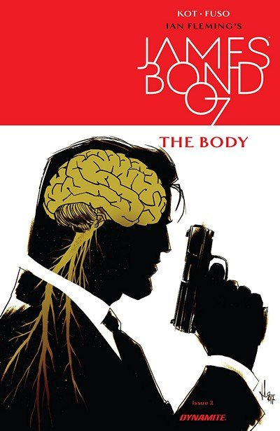 James Bond – The Body #2 (2018)