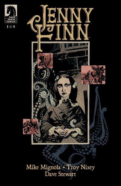 Jenny Finn #1 – 4 (2017-2018)