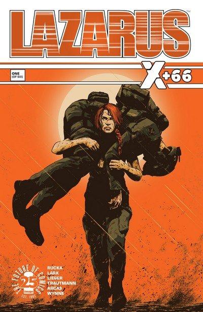 Lazarus – X+66 #1 – 6 (2017-2018)