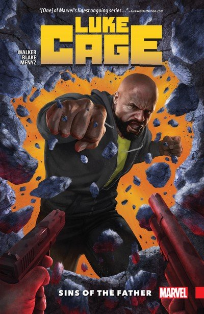 Luke Cage Vol. 1 – Sins of the Father (TPB) (2017)