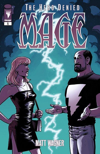 Mage – Book Three – The Hero Denied #6 (2018)