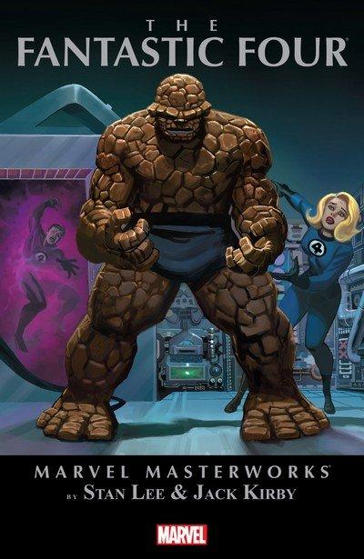 Marvel Masterworks – Fantastic Four Vol. 6 (2011)