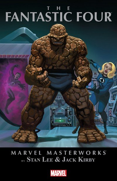 Marvel Masterworks – Fantastic Four Vol. 6 (2011)