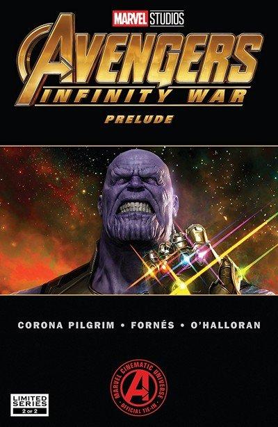 Marvel's Avengers - Infinity War Prelude #2 (2018) – GetComics
