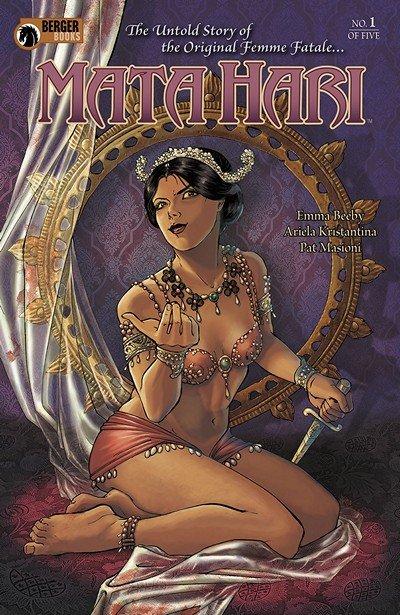 Mata Hari #1 (2018)
