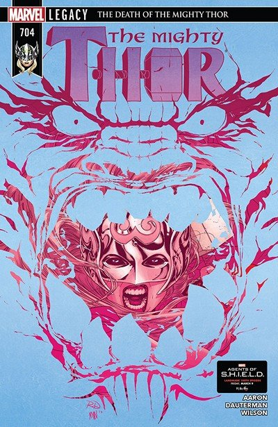 The Mighty Thor #704 (2018)