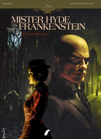 Mister Hyde vs Frankenstein #1 – 2 (2010-2011)