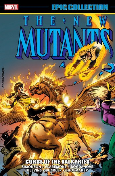 New Mutants Epic Collection – Curse Of The Valkyries (2018)