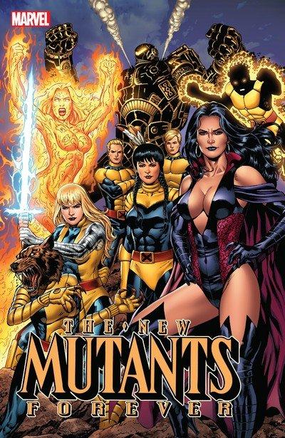 New Mutants Forever (TPB) (2010)