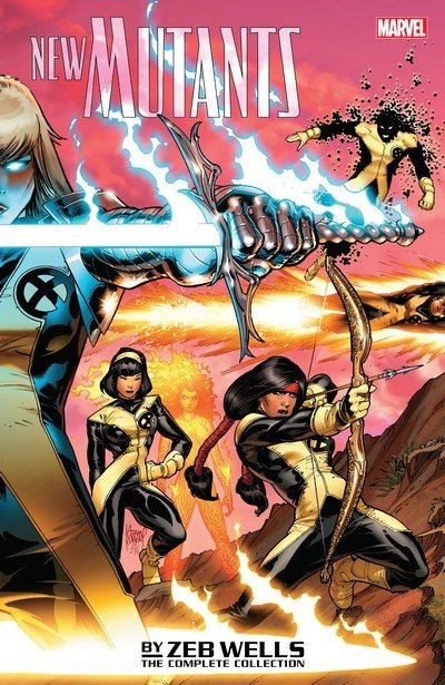 New Mutants by Zeb Wells – The Complete Collection (2018)