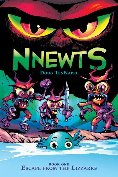 Nnewts Vol. 1 – Escape From the Lizzarks (2015)