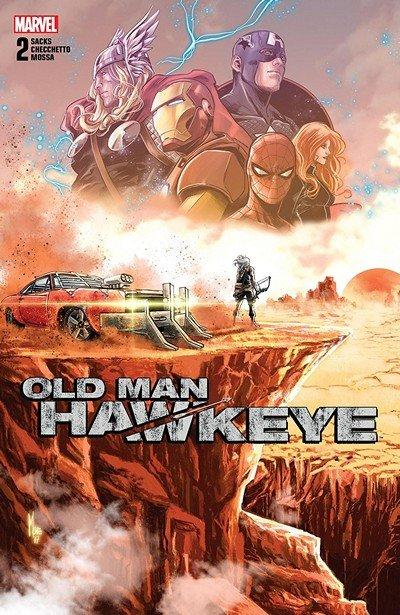 Old Man Hawkeye #2 (2018)