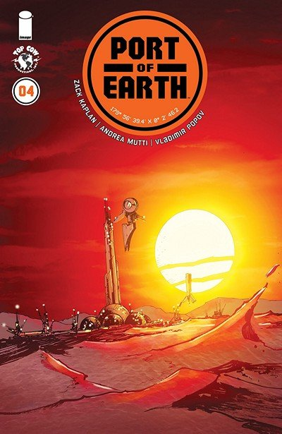 Port of Earth #4 (2018)