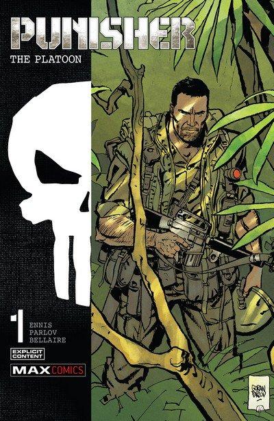 Punisher – The Platoon #1 – 6 (2017-2018)