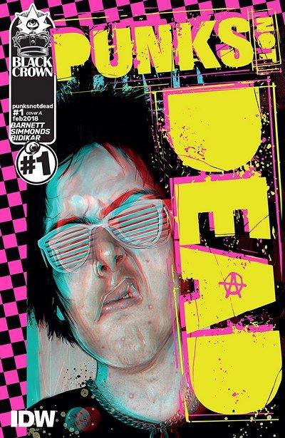 Punks Not Dead #1 (2018)