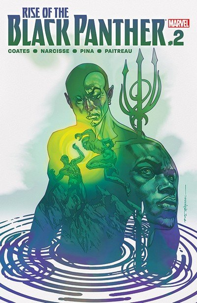 Rise Of The Black Panther #2 (2018)