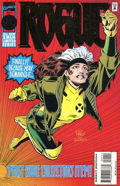 Rogue Vol. 1 #1 – 4 (1995)
