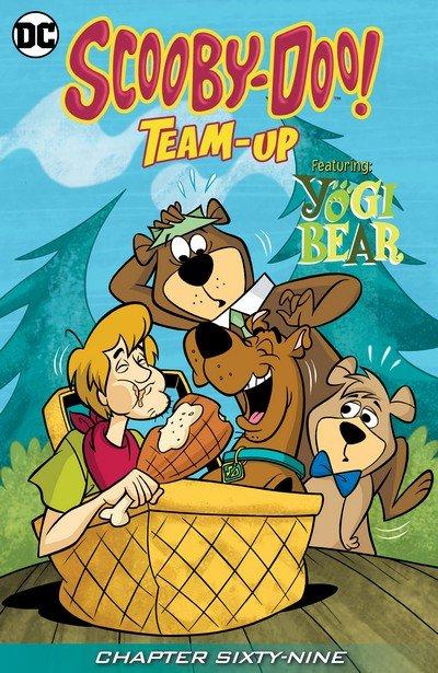Scooby-Doo Team-Up #69 (2018)