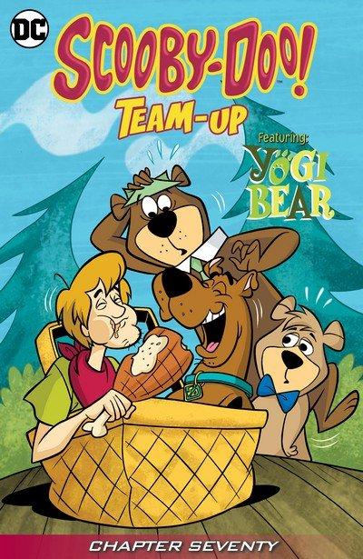 Scooby-Doo Team-Up #70 (2018)