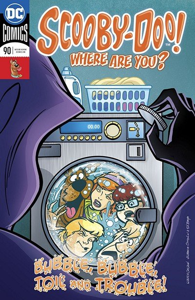 Scooby-Doo Where Are You #90 (2018)