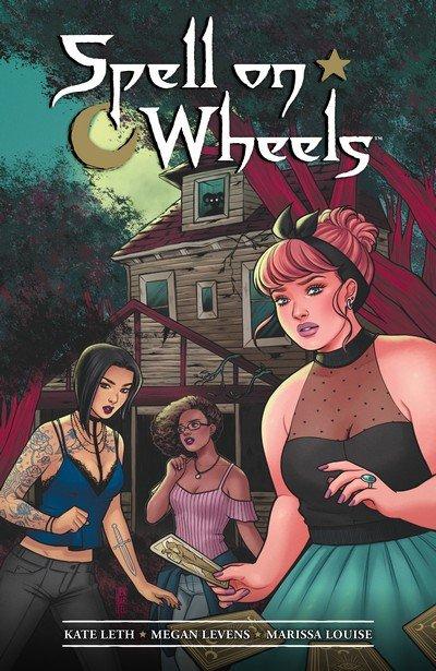 Spell on Wheels (TPB) (2017)