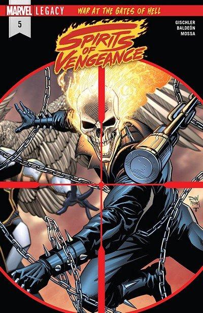 Spirits Of Vengeance #5 (2018)