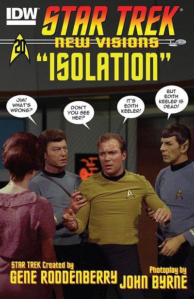 Star Trek New Visions 020 (2018)