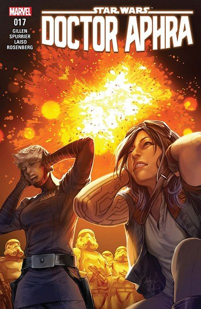 Star Wars – Doctor Aphra #17 (2018)