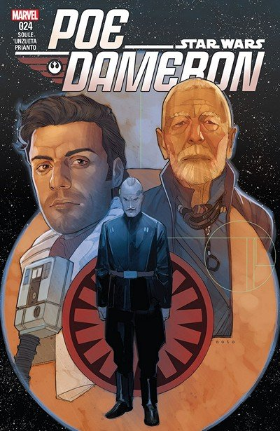 Star Wars – Poe Dameron #24 (2018)