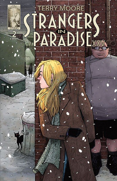 Strangers in Paradise XXV #2 (2018)