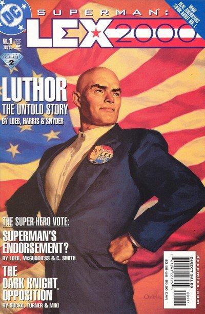 Superman – Lex 2000 #1 (2000)