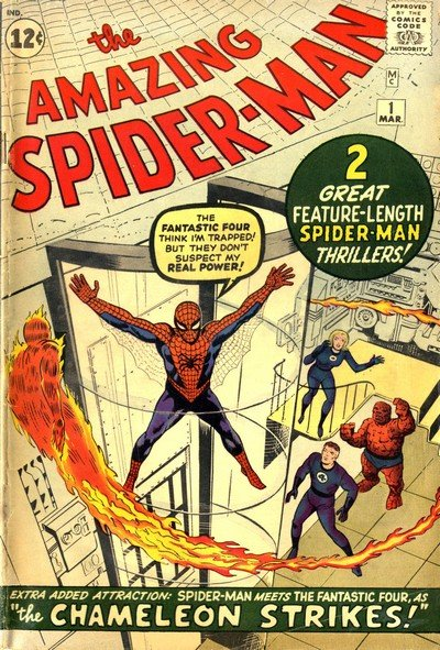 The Amazing Spider-Man Vol. 1 #1 – 185 + Annual #1 – 5 (1963-1978) (Better Scans)