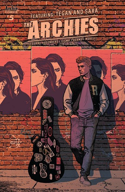 The Archies #5 (2018)